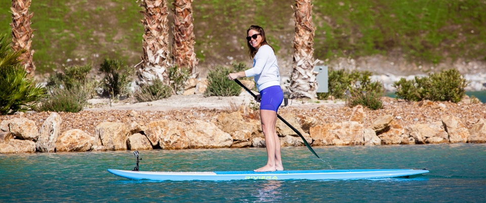 Lake Spring Mountain - Paddle Board