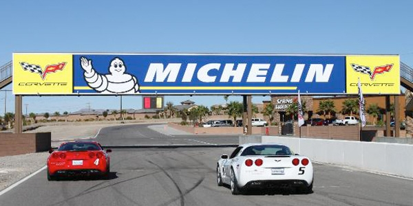 Michelin and Corvette Enthusiasts Unite