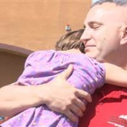 TODAY and Spring Mountain help Unite Air Force LT with Family