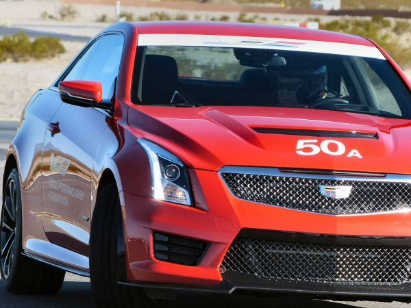 AutoGuide.com Reviews Cadillac V-Performance Academy!