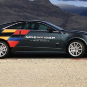 Press Release: Cadillac Creates V-Series Performance Playground