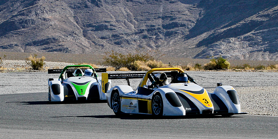 Radical Racing School | Spring Mountain Motorsports Ranch