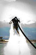 Jetpack at Lake Spring Mountain