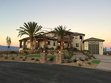 Custom Residence at Spring Mountain Motor Resort