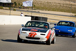 Mazda-cars-in-Club-race