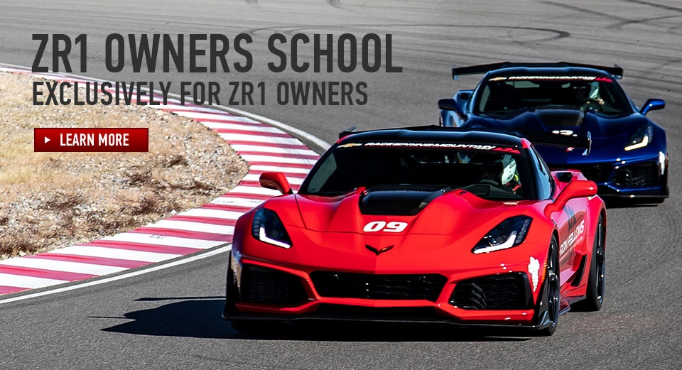 ZR1 Owners School