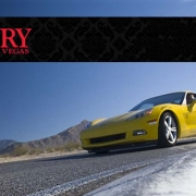 Luxury Las Vegas Magazine Announces Corvette Track Days