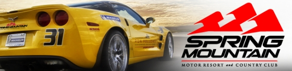 Spring Mountain Motorsports Ranch - Winter 2013 Newsletter