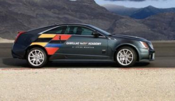 Motorauthority.com - Cadillac Launches its own Driving School
