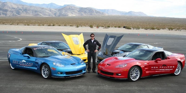 Spring Mountain Motorsports Ranch - Winter 2011 Newsletter